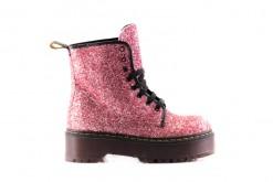 F51 glt glitter rosa