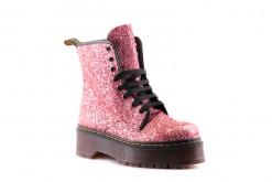 F51 glt glitter rosa a